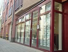 Danubia Estate - Papnövelde utcai iroda