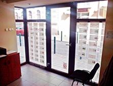 Danubia Estate Hajós utcai irodája